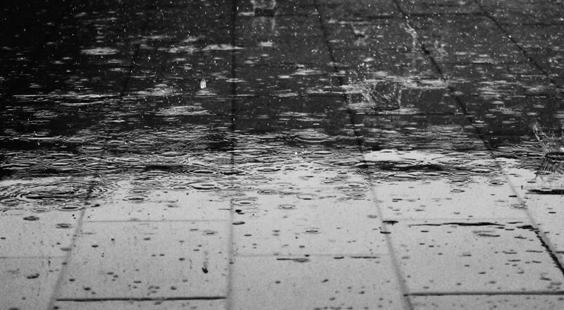 Voldsom regn presser kloakerne som sender kloakvand i boliger, der ikke er sikret med et højvandslukke